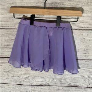 Eurotard ballet skirt- girls size M